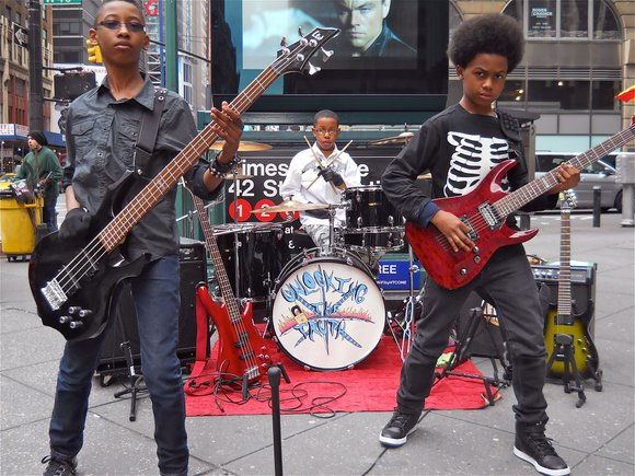 Brooklyn-based metal band Unlocking the Truth has just experienced an achievement that every band dreams of, a two-album record deal ...