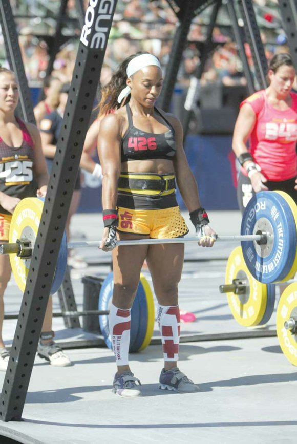 "The slogan for the Reebok CrossFit Games is ""The Fittest on Earth."" That is exactly true, as the athletes who ..."