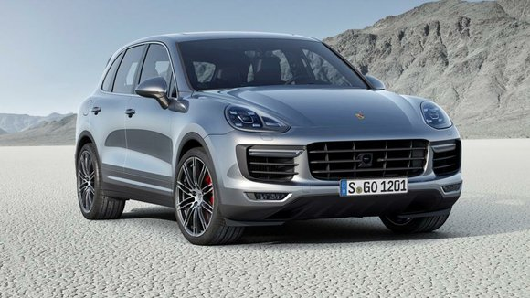 Porsche has revealed a facelifted version of its strong-selling, second-generation Cayenne, including a new-to-the-range 410-hp gasoline-electric S E-Hybrid model that ...
