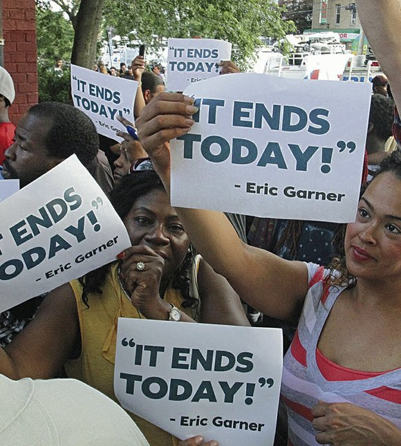 When a white police officer kills an unarmed Black man, as it happened last week on Staten Island, you can ...