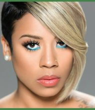Keyshia Cole (see MUSIC)