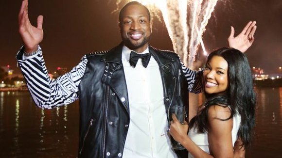 Last week Dwyane Wade went buck defending his wife against disrespectful fans, now it's Gabrielle Union's turn to have her ...