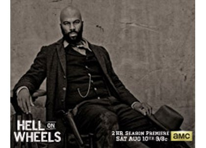 "One of the most underrated independent television shows is undoubtedly ""Hell On Wheels,"" which airs on AMC."
