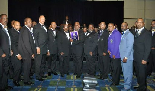 The Pi Omega Chapter, Graduate Chapter of Baltimore proved actions speak louder than words 79th Grand Conclave of the Omega ...
