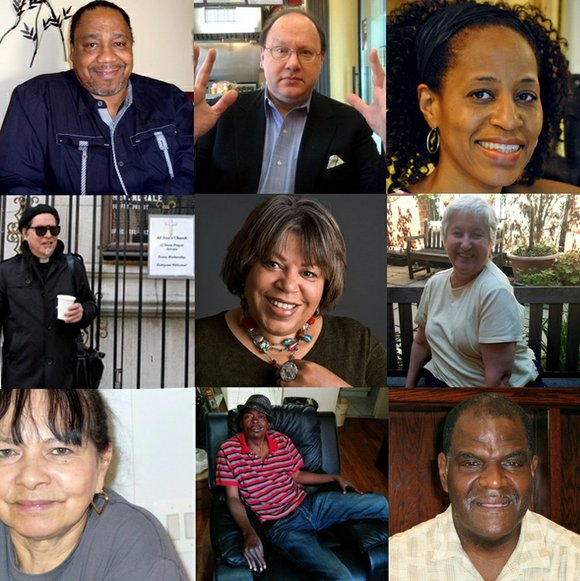 Harlemites, as they see themselves and their neighborhood, are recording their stories for a new oral history project by the ...