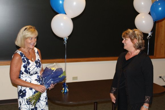 The award is presented annually to an area leader who demonstrates professional excellence, community service and actively assists women in ...