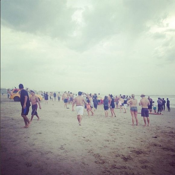 A relaxing day at Southern California's famed Venice Beach took a deadly turn Sunday afternoon when a powerful lightning bolt ...