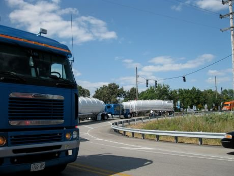 Board members hope the reduction from 15 tons will cut down on the number of trucks using the residential road.
