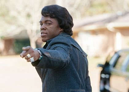 This much-awaited bio-film tells you some things you already knew: James Brown could sing the funk out of a song. ...