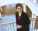 Chancellor Phoebe Haddon of Rutgers-Camden.