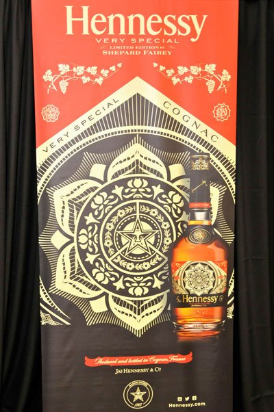 Created by acclaimed artist Shepard Fairey, Hennessy V.S. unveils new design of its fourth edition- Limited Edition bottle series. Incorporating ...