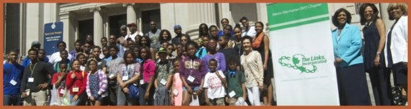 Last week, the Children's Defense Fund Freedom School and co-sponsor the Metro-Manhattan Links partnered with the Metropolitan Museum of Art ...