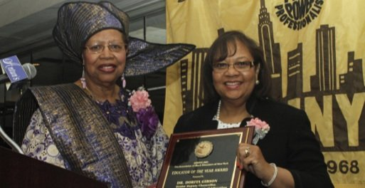 "Under the theme ""Celebrating the Past, Embracing the Future,"" the Association of Black Educators of New York held its 39th ..."