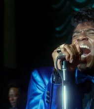 Chadwick Boseman from the James Brown Biopic 'Get On UP'