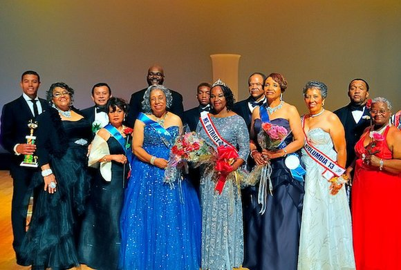 Ward 4 resident Toni Jackson has been crowned the winner at the 2014 Ms. Senior D.C. Pageant.