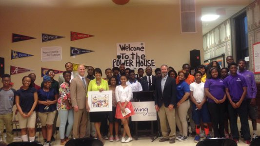 It's been less than a year since the Charm City-based Living Classrooms Foundation launched its POWER House Teen program, which ...