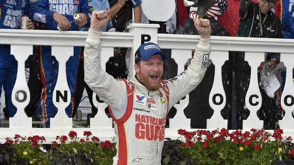 NASCAR driver Dale Earnhardt Jr. is retiring at the end of the season, his team, Hendrick Motorsports, announced in a ...
