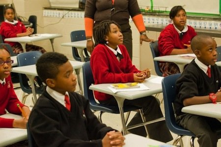 A lawsuit against the D.C. government has been filed on behalf of three members of a D.C. public charter schools ...