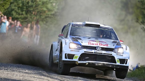 Jari-Matti Latvala and co-driver Miikka Anttila have won Neste Oil Rally Finland for a second time on Sunday following a ...