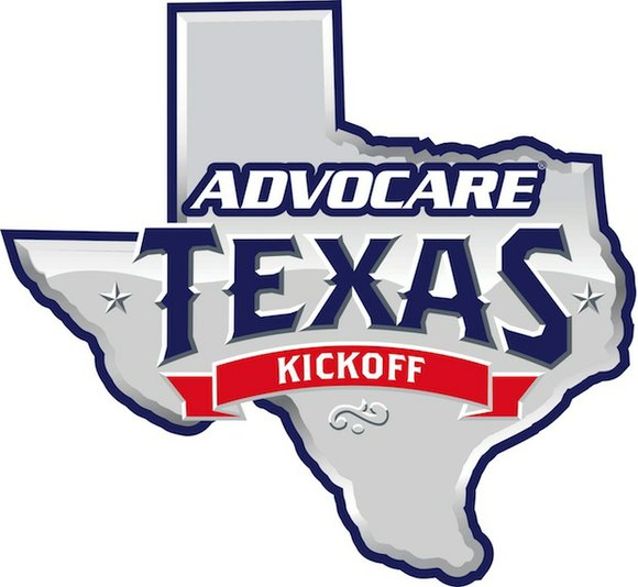 Over 69,000 seats have been sold for this year's AdvoCare Texas Kickoff between the LSU Tigers and the Wisconsin Badgers, ...