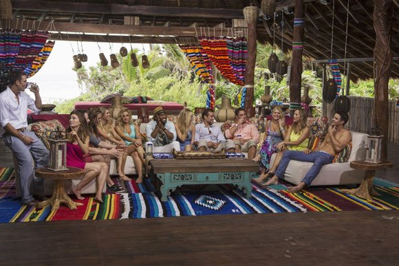 "In the spinoff ""Bachelor in Paradise,"" ABC has rounded up past ""Bachelor"" and ""Bachelorette"" contestants to give them a second ..."