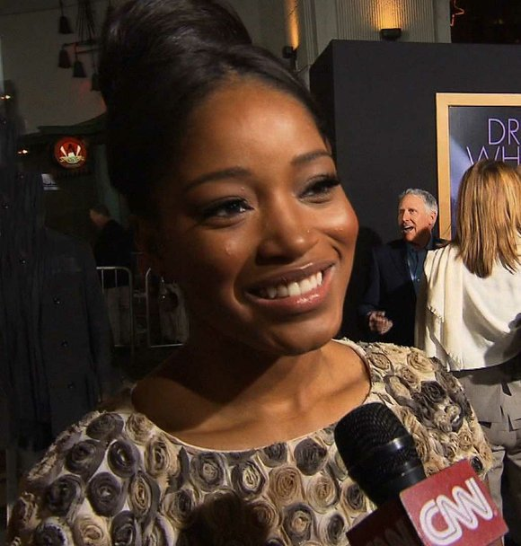 Keke Palmer's newest role is making history.