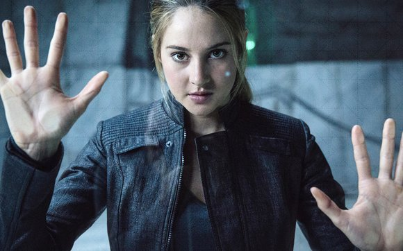 Apparently Shailene Woodley hasn't been keeping up with the latest superhero movie news because she had no idea that Sony ...
