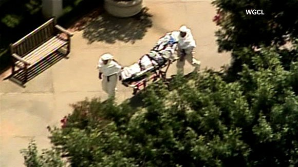 Nancy Writebol's family says it was making funeral plans for her last week as she lay stricken with Ebola in ...