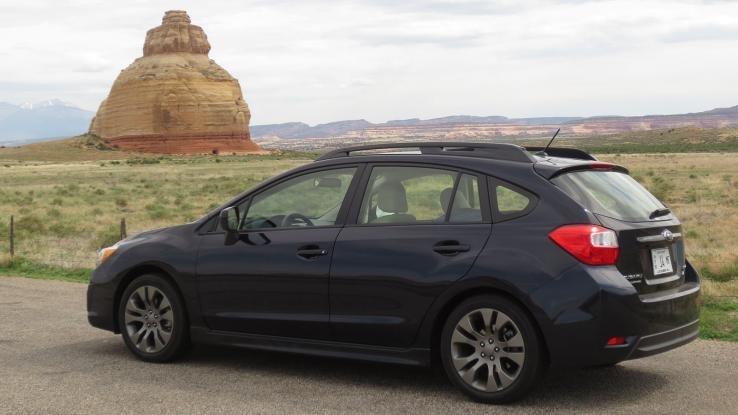 2014 Subaru Impreza 2.0i Sport Limited: Race Organizer Review ...