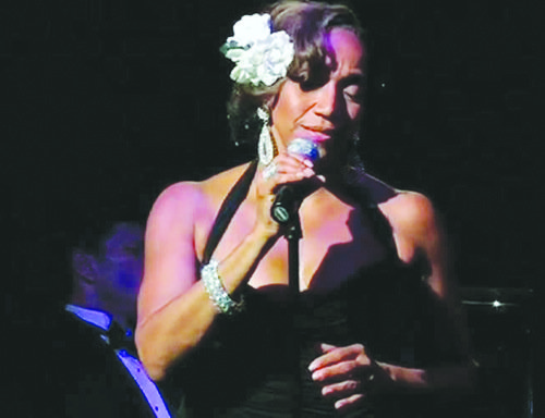 "Kathy Sledge of Sister Sledge will bring her Billie Holiday tribute show, ""A Brighter Side of Day,"" to the Blues Alley and Supper Club in Northwest for four performances on Friday, Aug. 8 and Saturday, Aug. 9. (Courtesy of Blues Alley)"