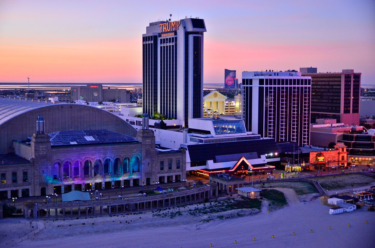When did the first casino open in atlantic city nj