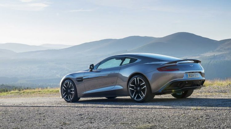 Aston Martin Vanquish Can Hit Mph Houston Style Magazine - Aston martin houston