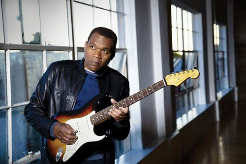 Blues Hall of Famer Robert Cray headlines Saturday concert.