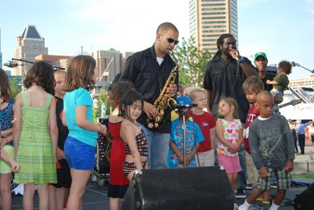 The Waterfront Partnership of Baltimore's August Summer Social will take place at West Shore Park on Friday, August 15, 2014 ...