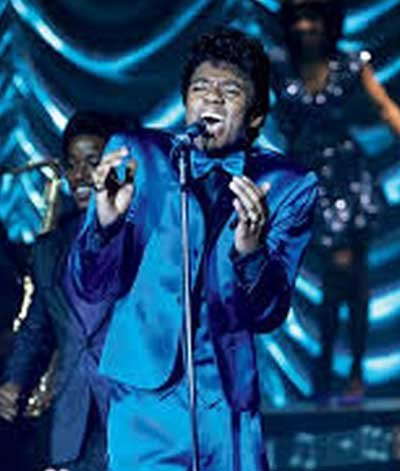 "On August 1, 2014 the film ""Get on Up"" was released. It is the story of James Brown, a man ..."