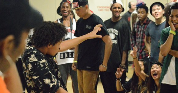 The All Styles and BBoy/BGirl Battles brought dancers from cities throughout Texas and Oklahoma to the Power House of Dance ...