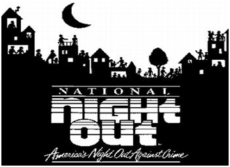 The National Association of Town Watch (NATW) celebrated its 31st National Night Out (NNO), which has gained worldwide support since ...