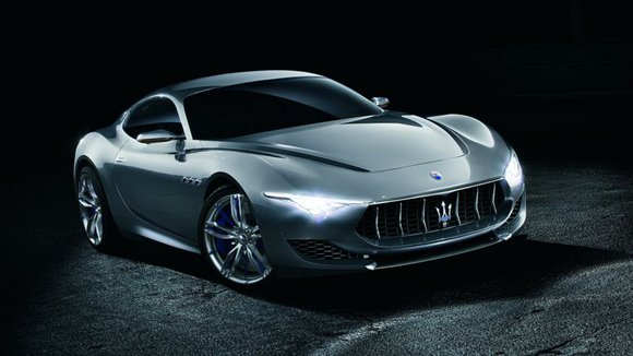 Maserati will take a centennial bow at the 2014 Pebble Beach Concours d'Elegance, and it's also celebrating its 100th birthday ...