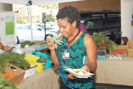 In conjunction with National Farmers Market Week 2014 (Aug. 3-9, 2014), Roland Park Place— Baltimore City's only nonprofit continuing care ...