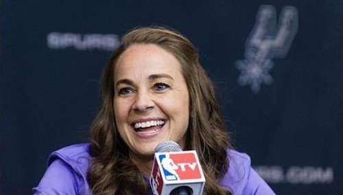 Becky Hammon's hiring is major, and serves as an indicator that the NBA is turning the corner in its effort ...
