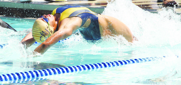Swimming tops the list as one of the best forms of exercise, practically working all of the muscles of the ...