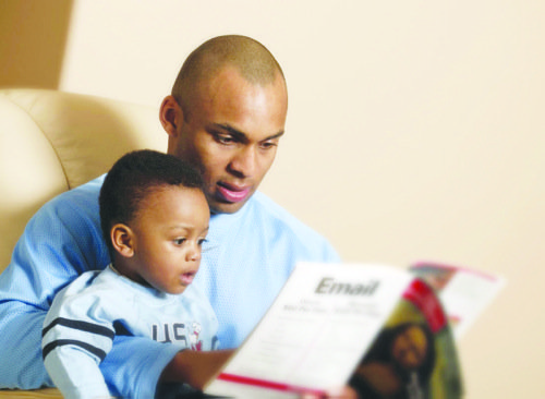 By most measures, black fathers have proven to be just as involved with their children as other dads in similar ...