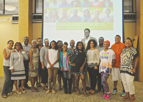 An inspiring group of entrepreneurs have been selected in a pilot project to create viable, minority-owned businesses in Portland.