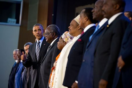 Over the course of three days, Aug. 4-6, at the invitation of President Barack Obama, 51 African leaders held talks ...