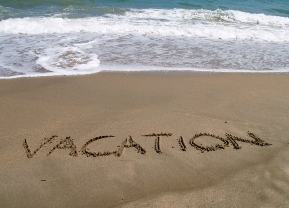 I don't do vacations well. I have to be pushed and prodded, just about guilt-tripped, into taking time off. Sure, ...