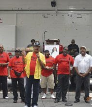 Shiloh Baptist Church hosts annual Street Crusade