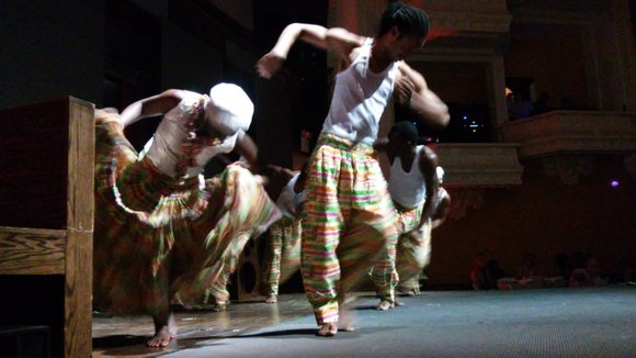 The Cameroon National Ballet recently came to the city showcasing Africa's rich artistic side.