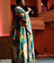 Ama Tutu Muna, Cameroon Minister of Arts and Culture
