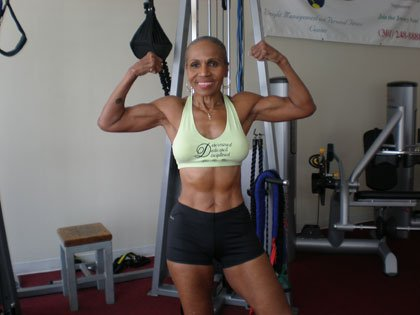 People are amazed at Ernestine Shepherd's youthful appearance. At 78-years-of-age, Shepherd is a body builder, and looks decades younger than ...