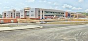 Huguenot High School under construction set to open January 2015.